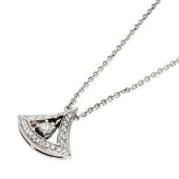 ブルガリ ディーヴァ ドリーム オープンワーク ダイヤモンド ネックレスレディース