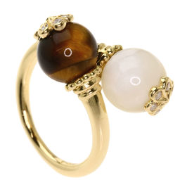 Chaumet Tiger Eye Diamond Rings / Rings Ladies