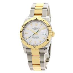 ロレックス 116263 デイトジャスト ターノグラフ 日本300本限定 腕時計メンズ