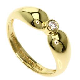 ティファニー 1P ダイヤモンド リング・指輪レディース