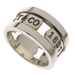 ティファニー 1837 エレメントリング オープンリング リング・指輪レディース