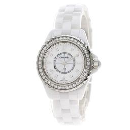 シャネル H2572 J12 29mm 8P ダイヤモンド 腕時計レディース