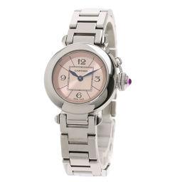 カルティエ W314008 ミスパシャ 腕時計レディース