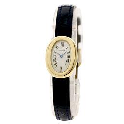 カルティエ ミニベニュワール 腕時計レディース