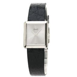 ピアジェ スクエア 腕時計 OH済レディース