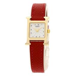 エルメス HH1.101 Hウォッチ ミニ 腕時計レディース