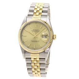 ロレックス 16233 デイトジャスト 腕時計メンズ