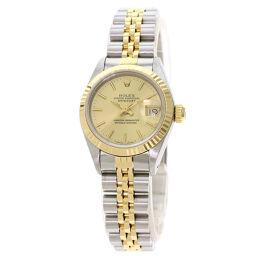 ロレックス 69173 デイトジャスト 腕時計 OH済レディース