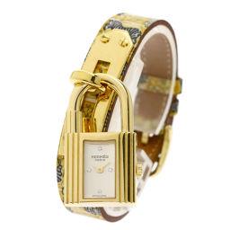エルメス ケリーウォッチ 4P ダイヤモンド 腕時計レディース