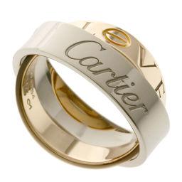 カルティエ シークレットラブリング #54 リング・指輪レディース