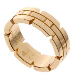カルティエ タンクフランセーズ #50 リング・指輪レディース
