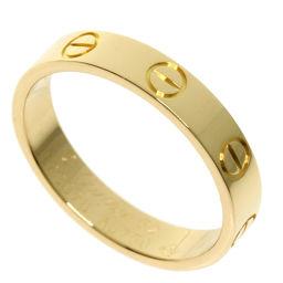 カルティエ ミニラブリング #52 リング・指輪レディース