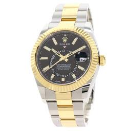 ロレックス 326933 スカイドゥエラー 腕時計メンズ