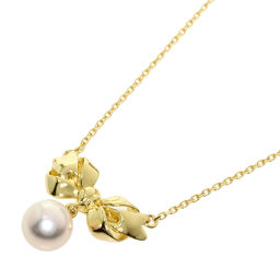 Mikimoto Akoya Pearl Pearl Necklace Ladies