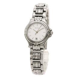 グッチ 9040L デイト 腕時計レディース
