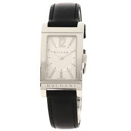 ブルガリ RT39S レッタンゴロ  腕時計レディース
