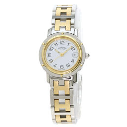 Hermes CL4.220 Clipper Watch Ladies