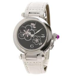 カルティエ W3109699 パシャC ウインターフラワー  腕時計レディース