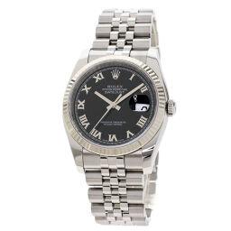 ロレックス 116234 デイトジャスト 腕時計メンズ