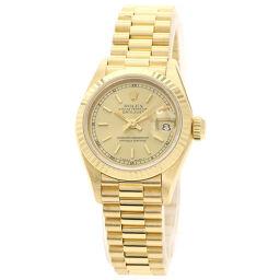ロレックス 69178 デイトジャスト 腕時計 OH済レディース