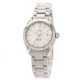 オメガ 2577.30 シーマスター アクアテラ 腕時計レディース