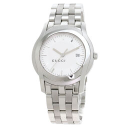 Gucci 5500XL Round Face Watch Men's
