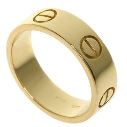 カルティエ ラブリング #52 リング・指輪レディース