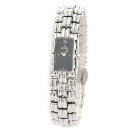 フェンディ 660L スクエアフェイス 腕時計レディース