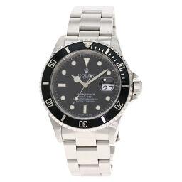 ロレックス 16610 サブマリーナ 腕時計 OH済メンズ