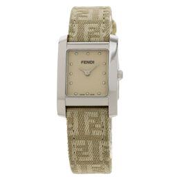 Fendi 7000L Square Face Watch Ladies