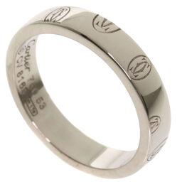 カルティエ ハッピーバースディ #53 リング・指輪レディース