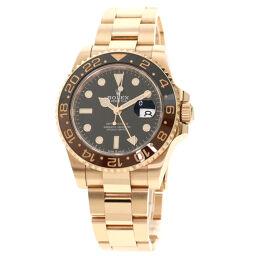 ロレックス 126715CHNR GMTマスターII 未使用 腕時計メンズ