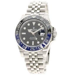 ロレックス 126710BLNR GMTマスター2 未使用 腕時計メンズ