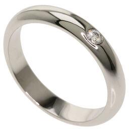カルティエ ウエディング 1P ダイヤモンド #54 リング・指輪レディース