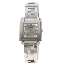 フェンディ 061-6000G-480 スクエアフェイス 腕時計メンズ
