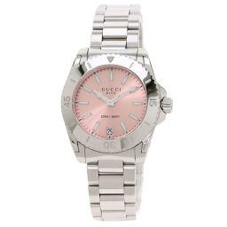 Gucci 136.4 Dive Watch Ladies