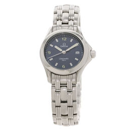 <html>    <body>   オメガ 2581-83 シーマスター 腕時計 OH済レディース        </body> </html>
