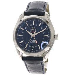 オメガ 231.13.43.22.03.001 シーマスターアクアテラ コーアクシャル GMT  腕時計メンズ