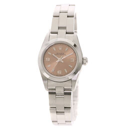 Rolex 76080 Oyster Perpetual Watch OH Finished Ladies