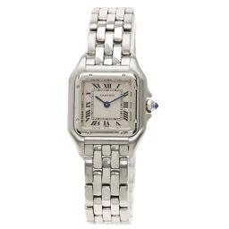 <html>    <body>   カルティエ W25033P5 パンテール SM 腕時計 OH済レディース        </body> </html>