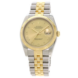 Rolex 116233 Datejust watch OH finished men
