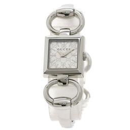 <html>    <body>   グッチ YA120 GG スクエアフェイス 腕時計レディース        </body> </html>