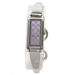 <html>    <body>   グッチ YA109 GG スクエアフェイス 腕時計レディース        </body> </html>