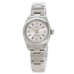 Rolex 176200 Oyster Perpetual Watch OH Finished Ladies