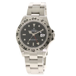 Rolex 16570T Explorer 2 watch OH finished men's