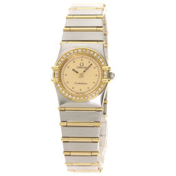 Omega Constellation watch OH finished women