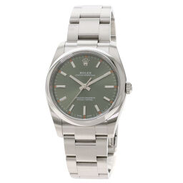 Rolex 114200 Oyster Perpetual watch men's
