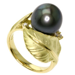 Select Jewelry Pearl Pearl Diamond Ring / Ring Ladies