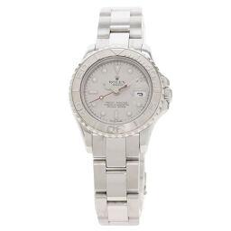 <html>    <body>   ロレックス 169622 ヨットマスター 腕時計 OH済レディース        </body> </html>
