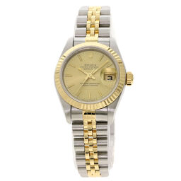 Rolex 69173 Datejust watch OH finished women